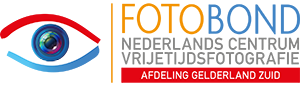 Fotobond Gelderland Zuid Logo